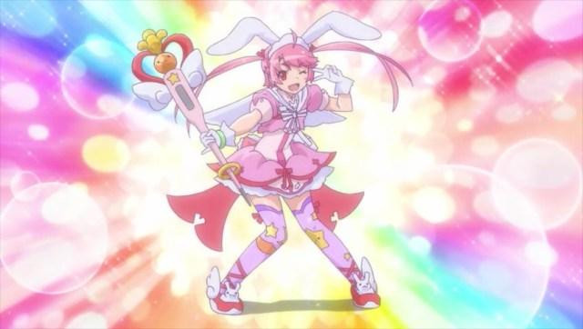 Nurse Witch Komugi-chan henshin