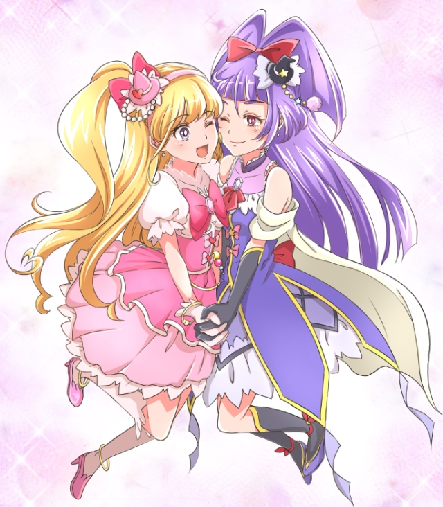 Cure Miracle X Cure Magical