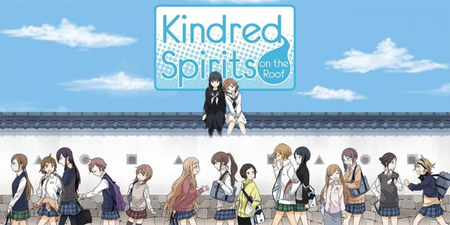 Kindred Spirits on the Roof Cast