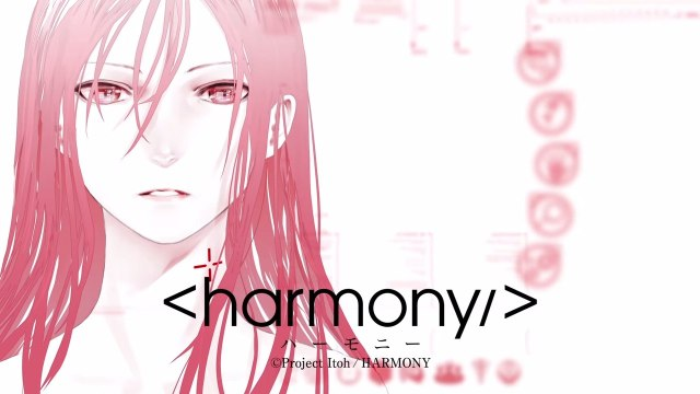 Harmony 2nd poster