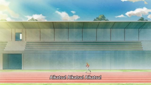 Ichigo jogging