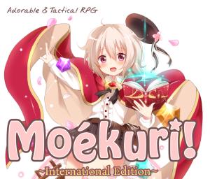 Moekuri Cover