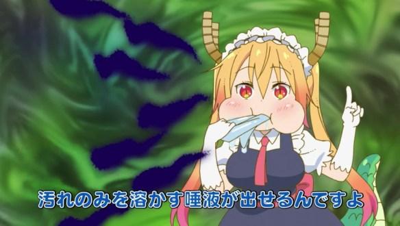 Miss Kobayashi's Dwagon Maid Episode 1: Wesbian Dwagon Sweetness | The Yuri Empire