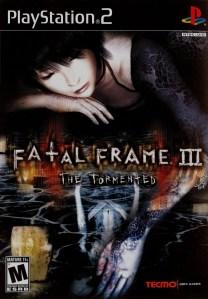 Fatal Frame 3 Boxart
