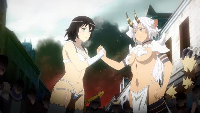 Maria and Belphegor resdy for battle.jpg