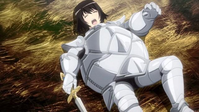Maria wearing heavy armor.jpg