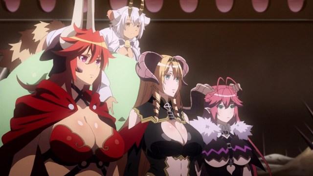 Demon Lords back together