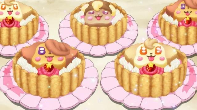 Fairy Mousse Cake