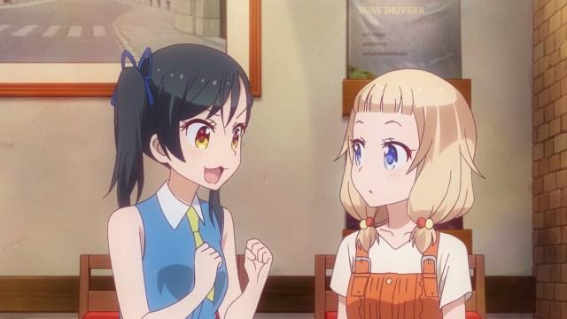 Tsubame and Nene chatting.jpg