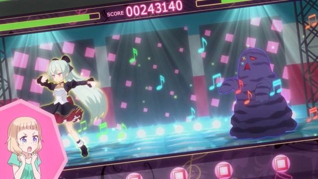 3D Rhythm Combat Game