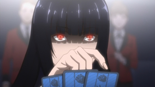 Yumeko in the zone.jpg