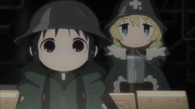 Chiito and Yuuri
