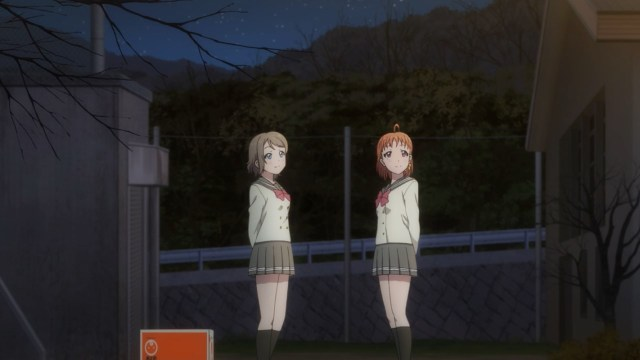 Chika and You having a moment.jpg
