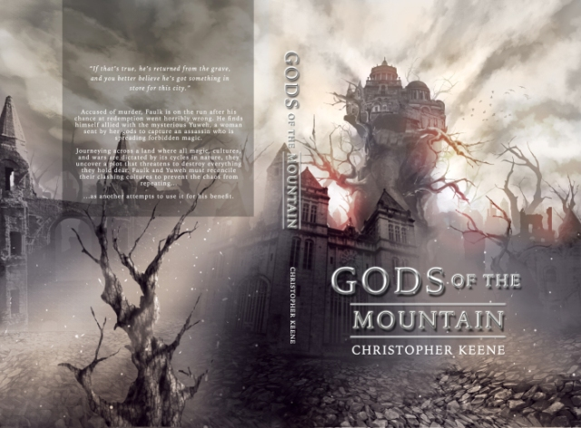 Gods of the Mountain Book Cover