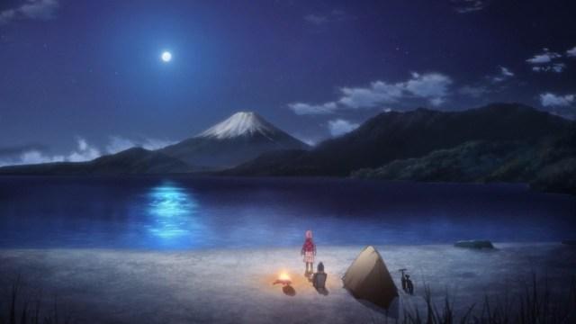 Mt Fuji spotted