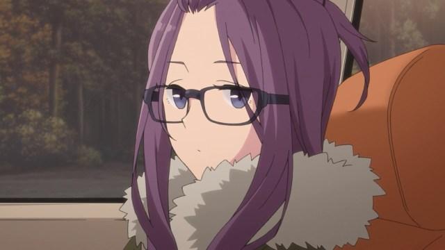 Onee-chan looking disheveled