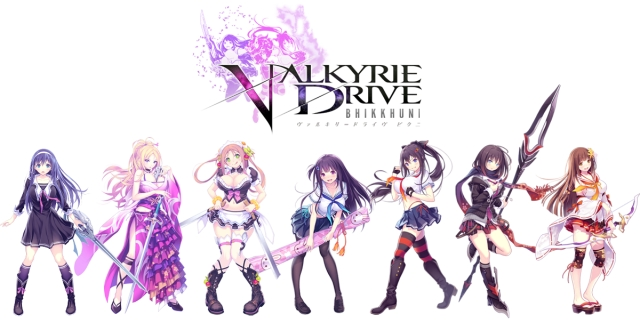 Valkyrie Drive Playable Characters.jpg