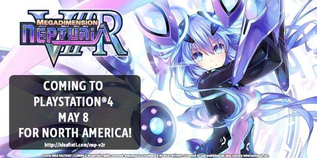 Megadimension Neptunia VIIR Release Date