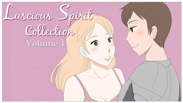Lesbian Luscious Spirit Collection Volume 1.jpg