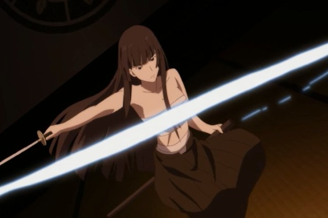 Samurai Magical Girl