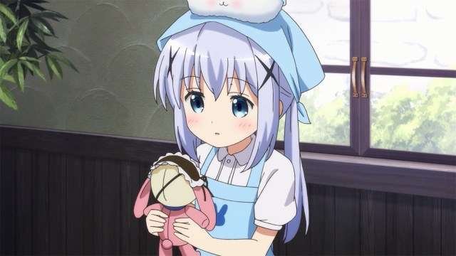 Chino's bunny gift from Rize.jpg