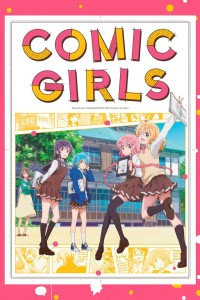 Comic Girls Cover