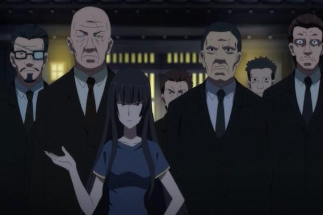 Sayuki's bodyguards