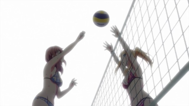 Haruka using a Pokey