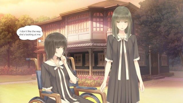 FLOWERS Erika and Chidori