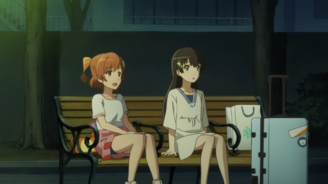 Karen pointing out the flaw in Hikari's thinking