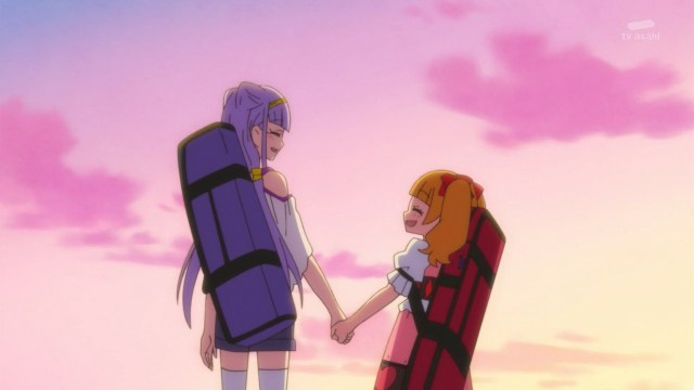 Emiru and Ruru, together forever