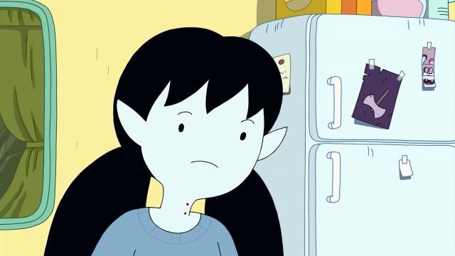 Marceline having some mixed feelings.jpg
