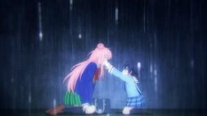Satou and Shio's first meeting