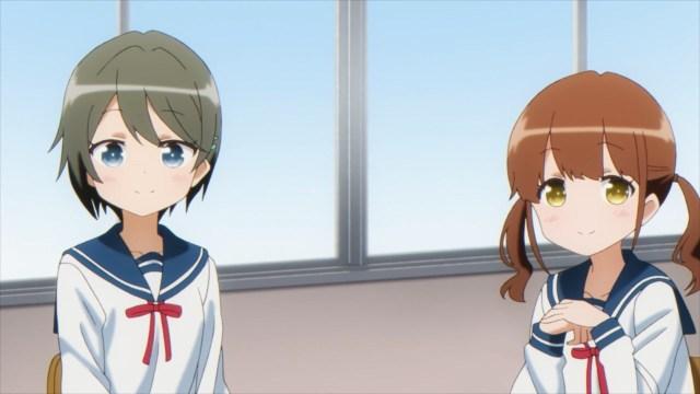Yuu and Sakuya