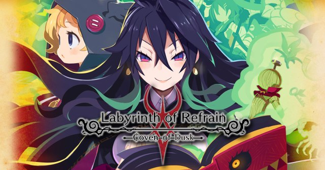 Labyrinth of Refrain Cover