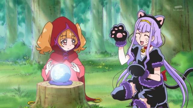 Emiru the magician and Ruru the black cat.jpg