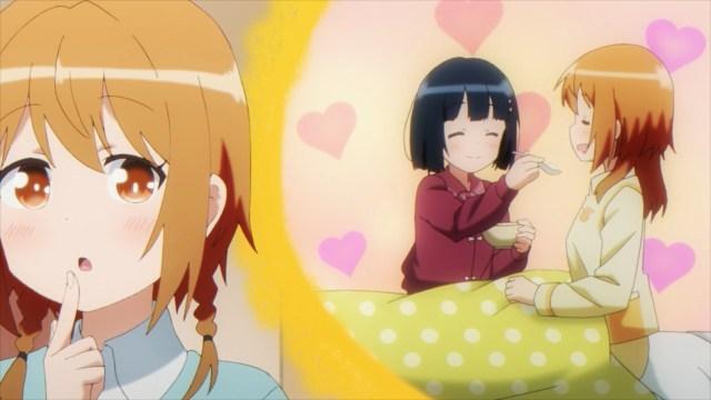 Hinata considering catching Akari's cold.jpg