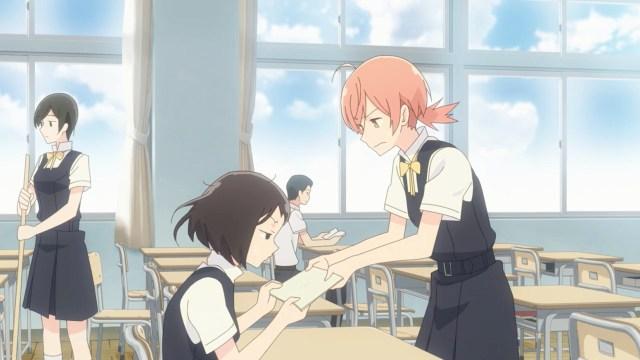 Koyomi refusing to let go of the script.jpg
