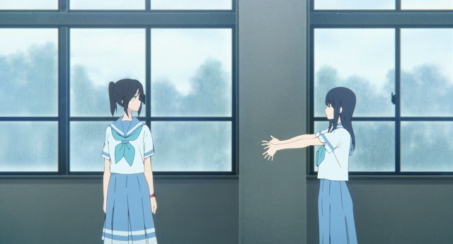 Mizore and Nozomi's dilemma
