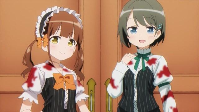 Yuu and Sakuya, Gothic Zombies.jpg