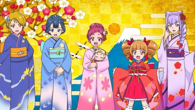 PreCure New Year.jpg