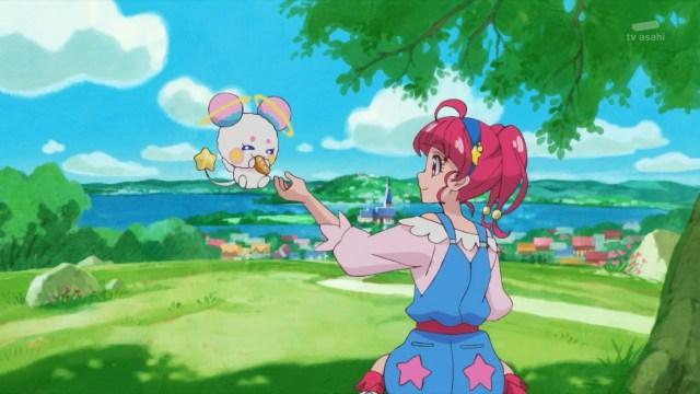 Hikaru and Fuwa