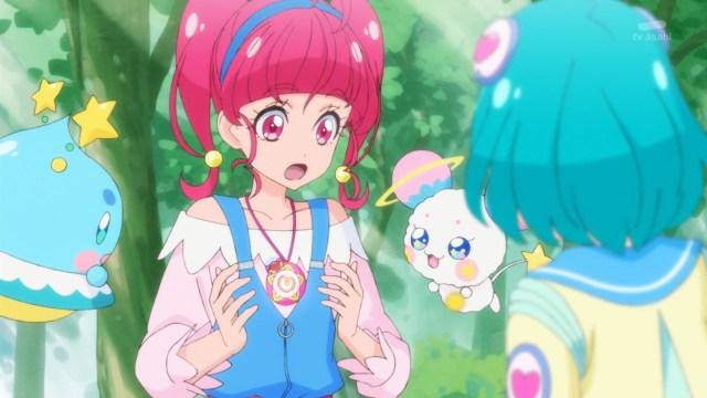 Hikaru's pendant is glowing.jpg
