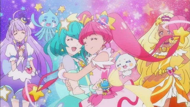 PreCure Cure Star X Cure Milky 3