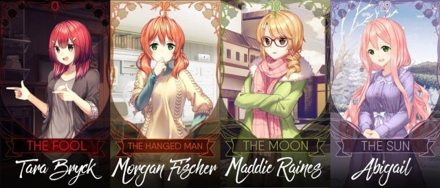 Heart of the Woods Protagonists