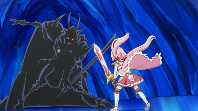 Yusha vs Sword General