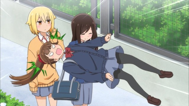 Bocchi, Nako and Aru