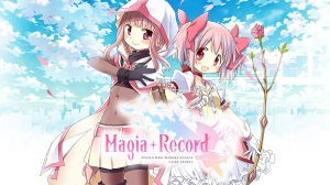 Magia Record Cover