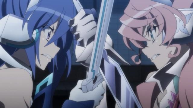 Maria vs Tsubasa