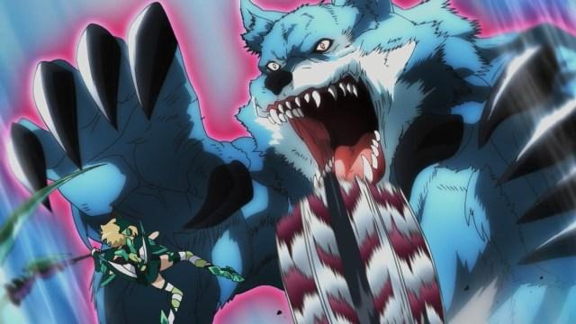 Elza's Lycan Rage